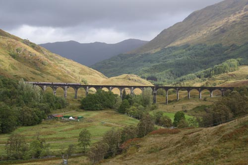 6 Most Scenic Rail Journeys in Scotland