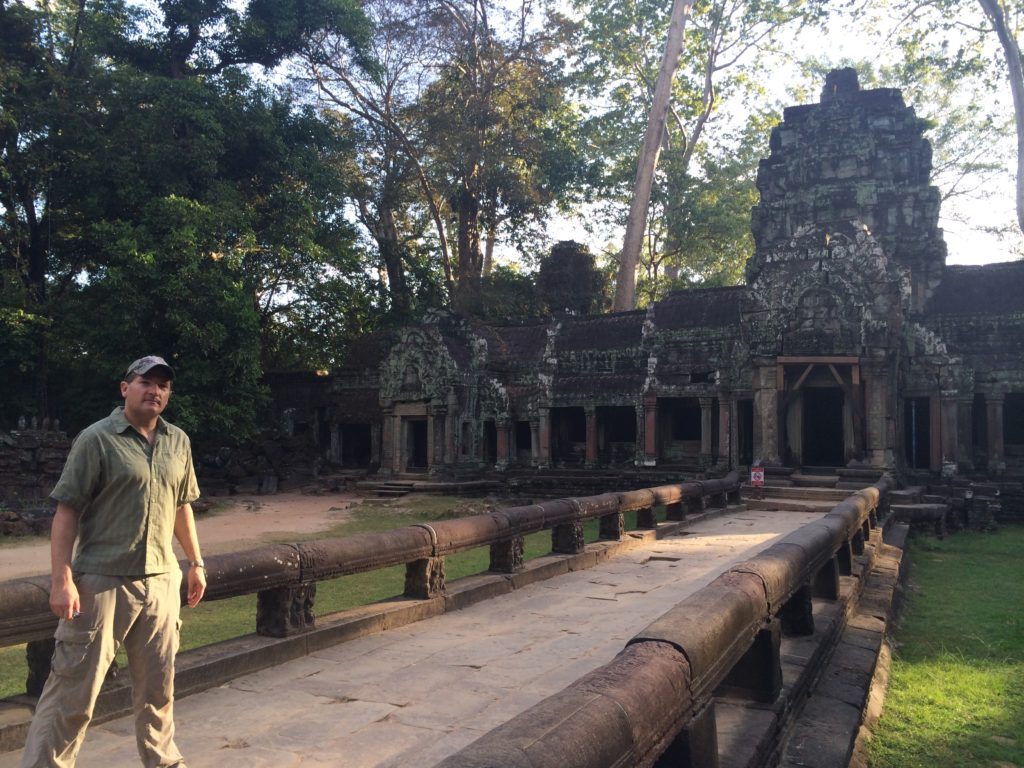 Emirates Article on Angkor Wat and Siem Reap.