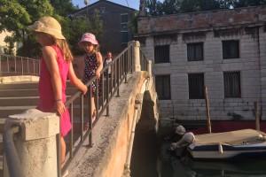 Sunday Post Piece on Family Venice